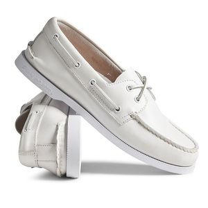 SPERRY Cloud Authentic Original 2-Eye Leather Shoe